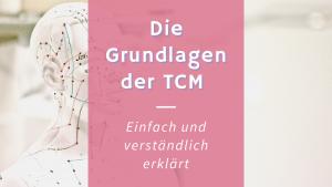 Grundlagen der Traditionell Chinesischen Medizin (TCM)
